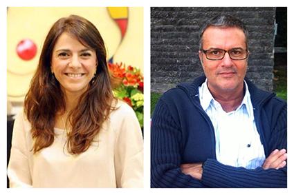 Vanessa Palazzi e Zé Paulo Pitombo